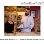 Trophée Baguette d'or 2013 - Artisan boulanger - Hervé Le Labousse - Boulangerie Le Pétrin de l'Evel - Morbihan 20/05/2013