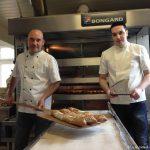 Trophée Baguette d'or 2014 - Artisan boulanger - Loïc Poirier - Boulangerie bréhannaise Golvet - Morbihan 02/06/2014