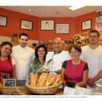 Trophée Baguette d'or 2015 - Artisan boulanger - Patrice Golvet - Boulangerie bréhannaise Golvet - Morbihan 25/06/2015