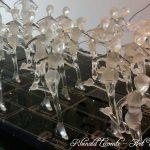 Trophée événementiel - Trophée course à pied - C un espoir 2015 - Lutte contre le cancer des enfants - Sculptures verre plein - Art Verrier